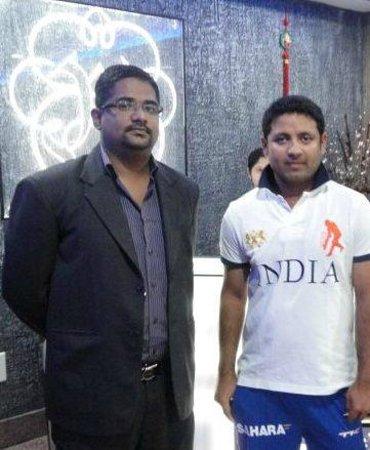 Hotel Harmony Inn: Hotel Director with Piyush Chawla