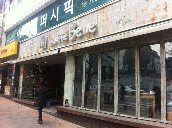 Cafe Bene Hours