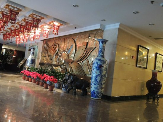 Shatan Hotel: Lobby