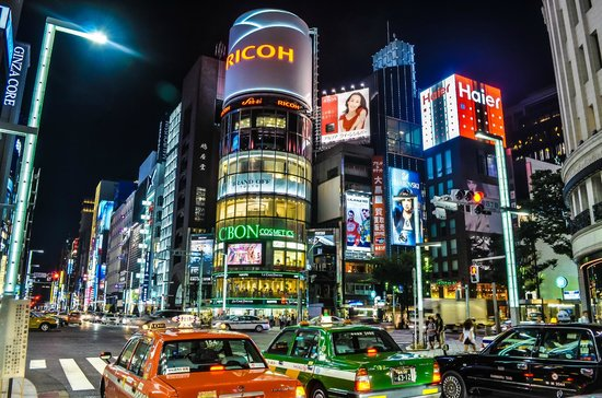 Restaurants in Chuo