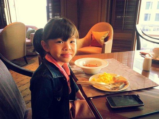 Conrad Bangkok Hotel: at the Executive Lounge