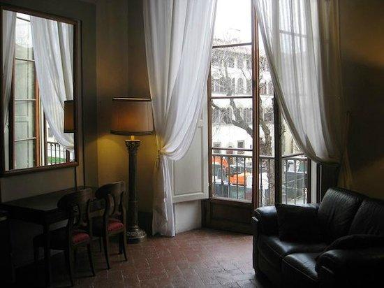 Hotel Palazzo Guadagni: View