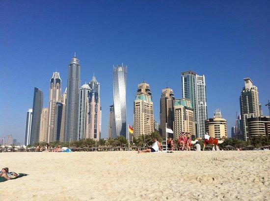 Le Royal Meridien Beach Resort & Spa: Spiaggia