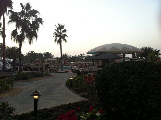 Le Royal Meridien Beach Resort & Spa: Esterno