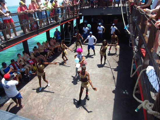 ClubHotel Riu Bambu: entertainment on the excursion