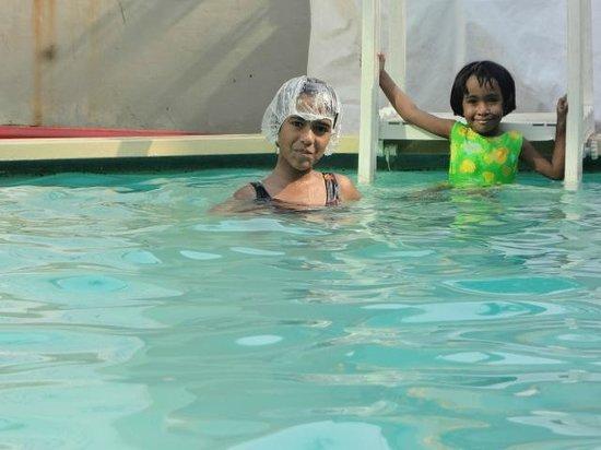 Hotel Shakti International: Swimming Pool
