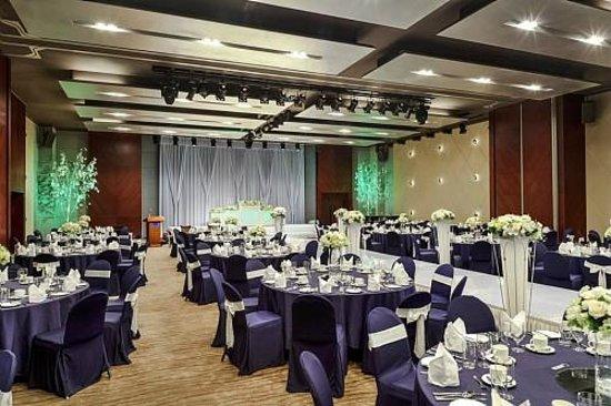 Novotel Ambassador Daegu: Wedding in Style
