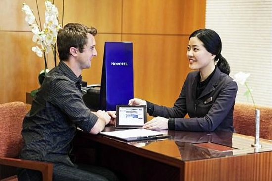 Novotel Ambassador Daegu: Service @Novotel Daegu City Center