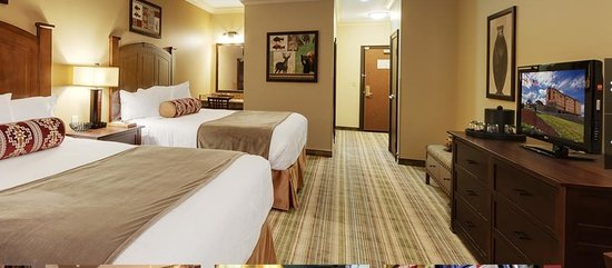 Bear River Casino Hotel : room for $89 on a weekend, combo deals with gambling are out there
