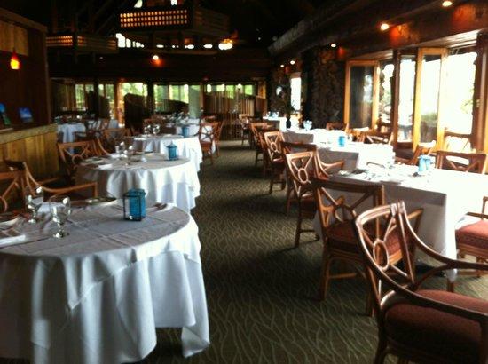 Five Palms Lahaina: dining areas