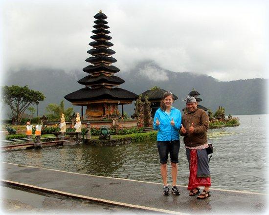 Полуостров Нуса-Дуа, Индонезия: Agus