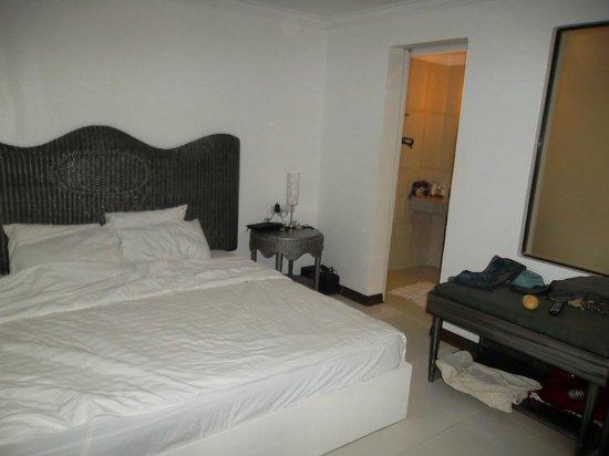 Erus Suites Hotel: номер, которые нам понравился