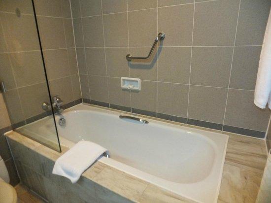 Melia Hanoi: bathtub