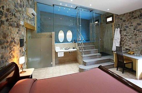 Mas La Casassa : Suite 5 con piscina