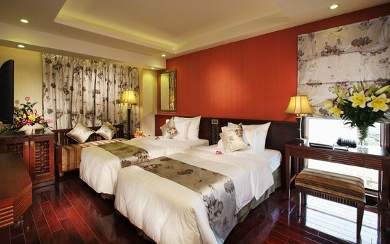 Golden Silk Boutique Hotel: Deluxe Room