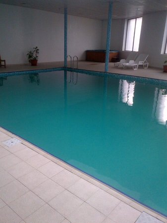 Libra Hotel : the pool