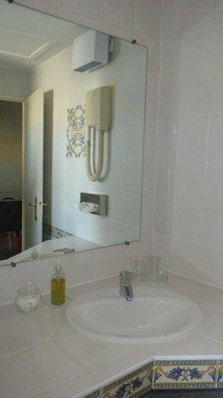 Hotel du Parc: lavabo