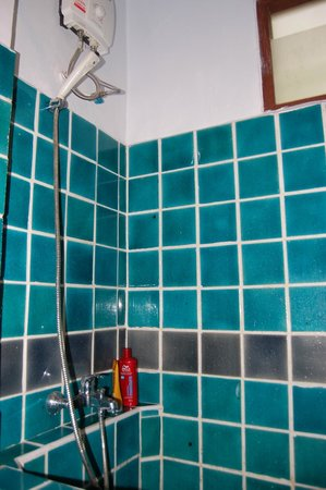 Bill Resort: Простенькая ванная комната