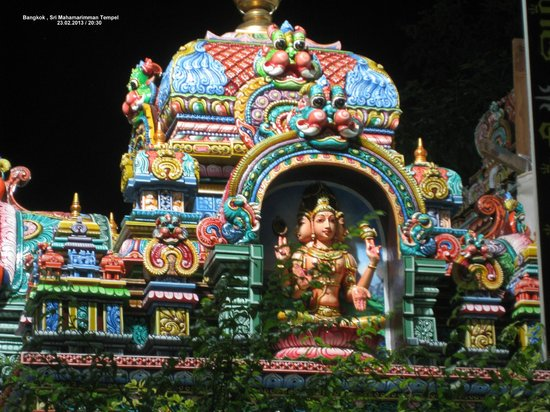Sri Mariam Man Temple: Ind. Tempel