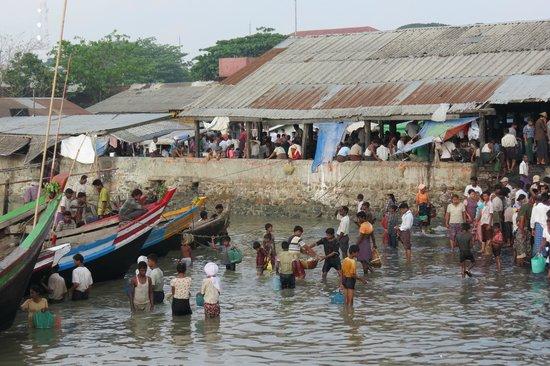 Fish Market : marché aux poissons