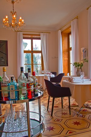Restaurant Bel Etage : Apéro to start with..