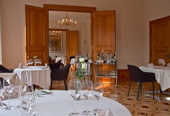 Restaurant Bel Etage im Teufelhof: Glimpse