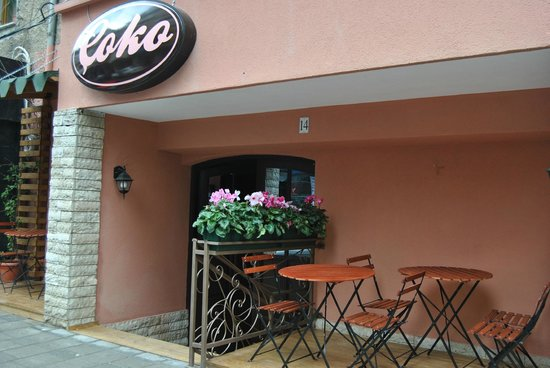 Coko Bistro & Bar