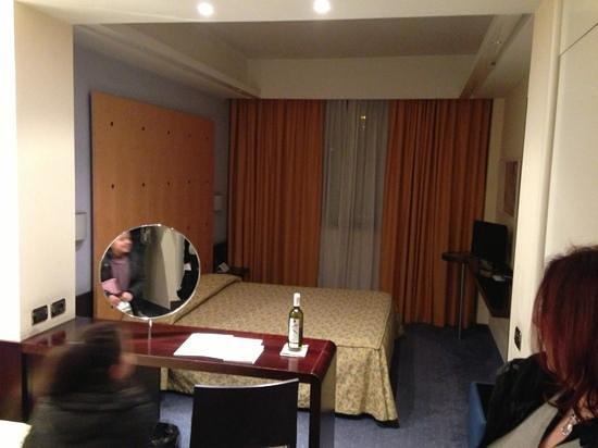 Hotel degli Imperatori: camera tripla