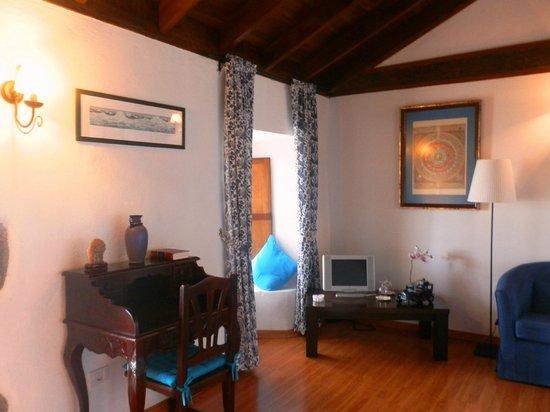 Hotel Rural La Correa: Detalle de Habitacion