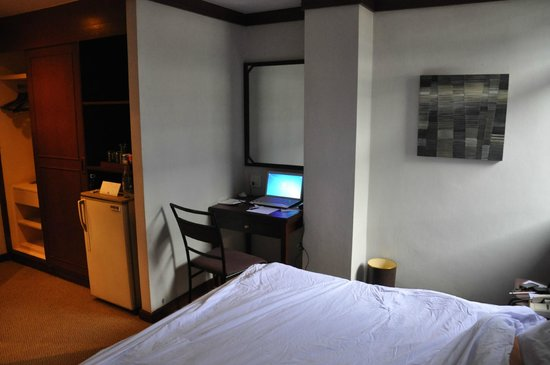 City Lodge Soi 9: Room