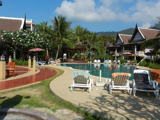 Thai Ayodhya Villas & Spa: Бассейн