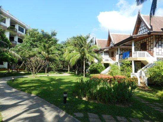 Thai Ayodhya Villas & Spa: Отель