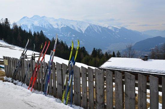 Landgasthof Ropferstub'm: The views