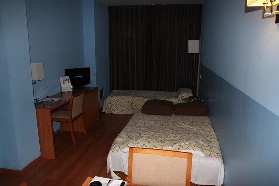 Hotel Azul Barcelona: Apartament 4 os