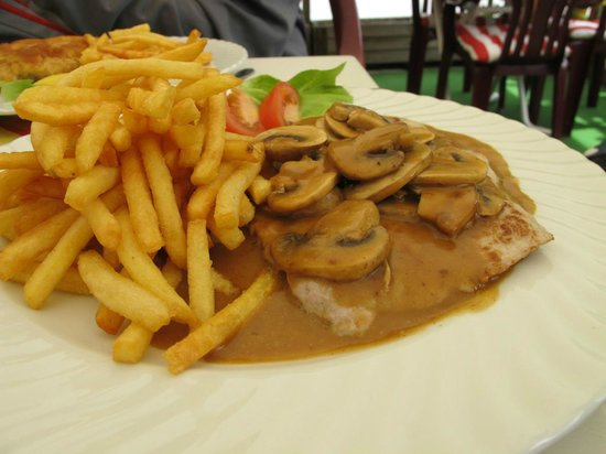 Gasthaus Rossle: This was unbelieveable good