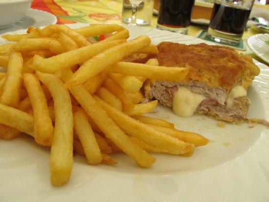 Gasthaus Rossle: yeah it tasted as good as it looked
