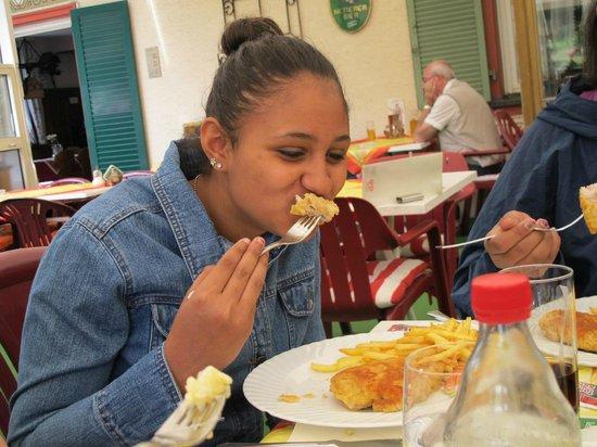 Gasthaus Rossle: Yum!