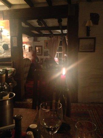 Ty Gwyn Hotel: bar dining area