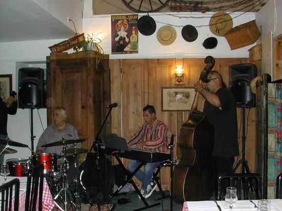 Jazz & Blues en L'AUBERGE CHEZ LEON
