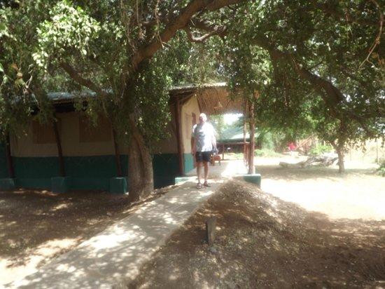 """Sentrim Tsavo East: la nostra """"tenda"""""""