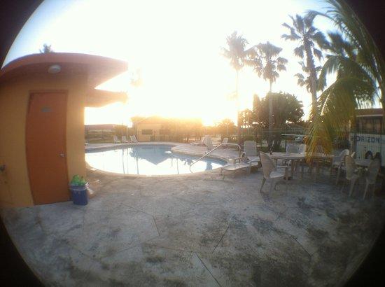 Fairway Inn Florida City: Piscina