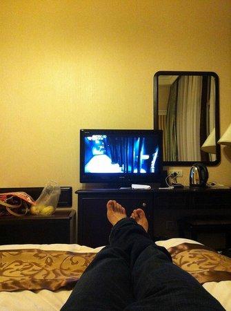 Harbin LongMen Hotel: 室内