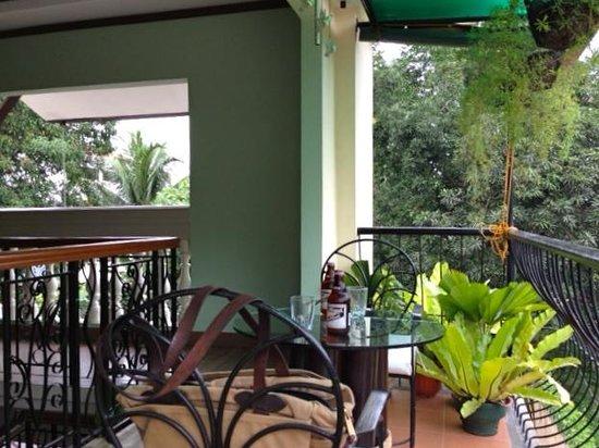 Bahay Ni Tuding Inn: veranda