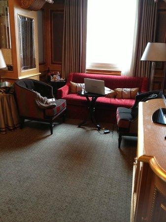The Westin Palace, Milan: Suite area