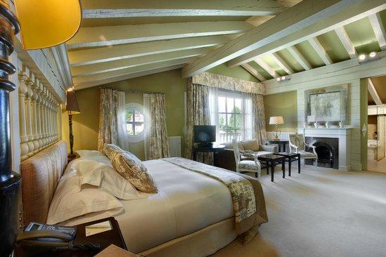 Hotel Iturregi: Suite