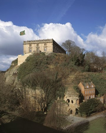 Νότινγχαμ, UK: Nottingham Castle