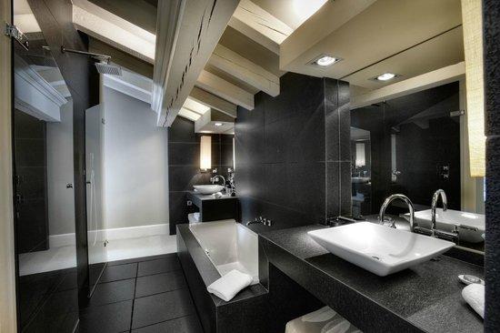 Hotel Iturregi: Baño Doble Superior