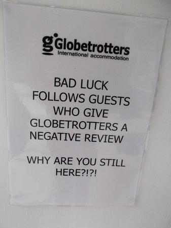 Globetrotters International: Really?