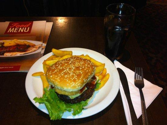 Lauder: Hamburger