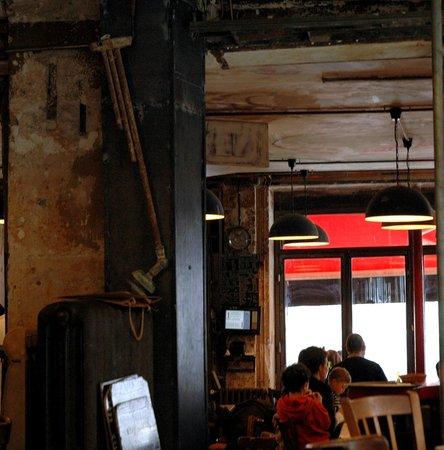 La cantine de Belleville: industrial design